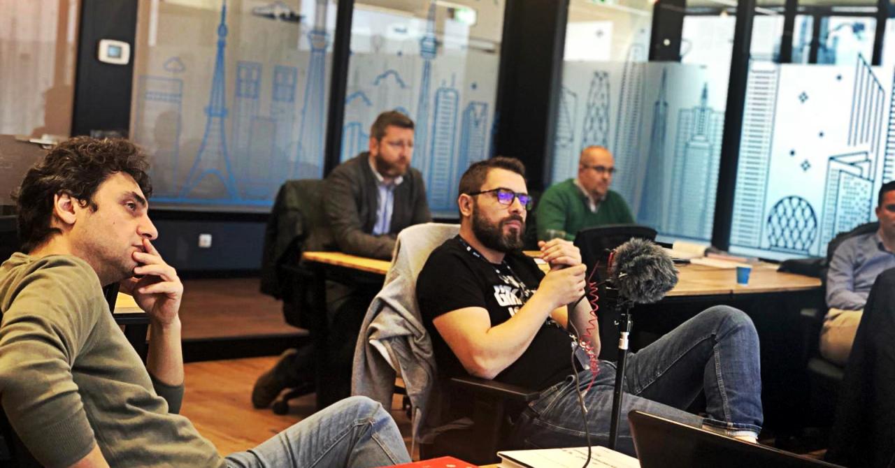 BCR-InnovX caută oameni cu idei ca să-i învețe să ia bani