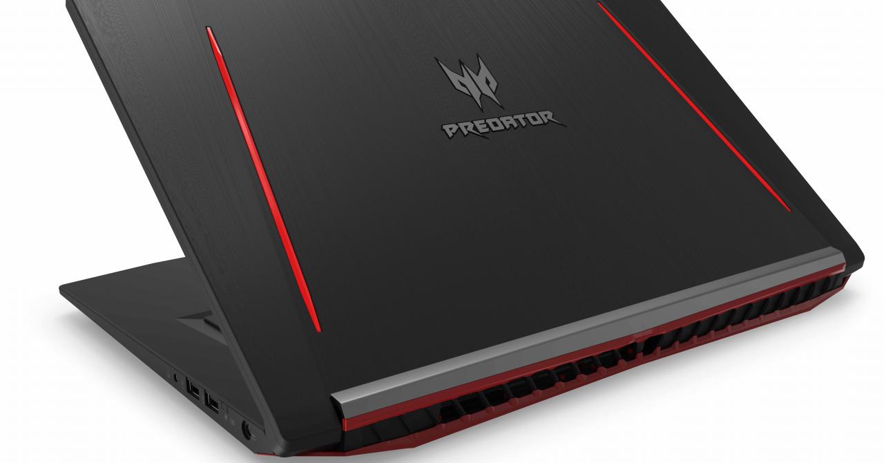 Laptopurile de gaming Predator Helios 300, disponibile în România