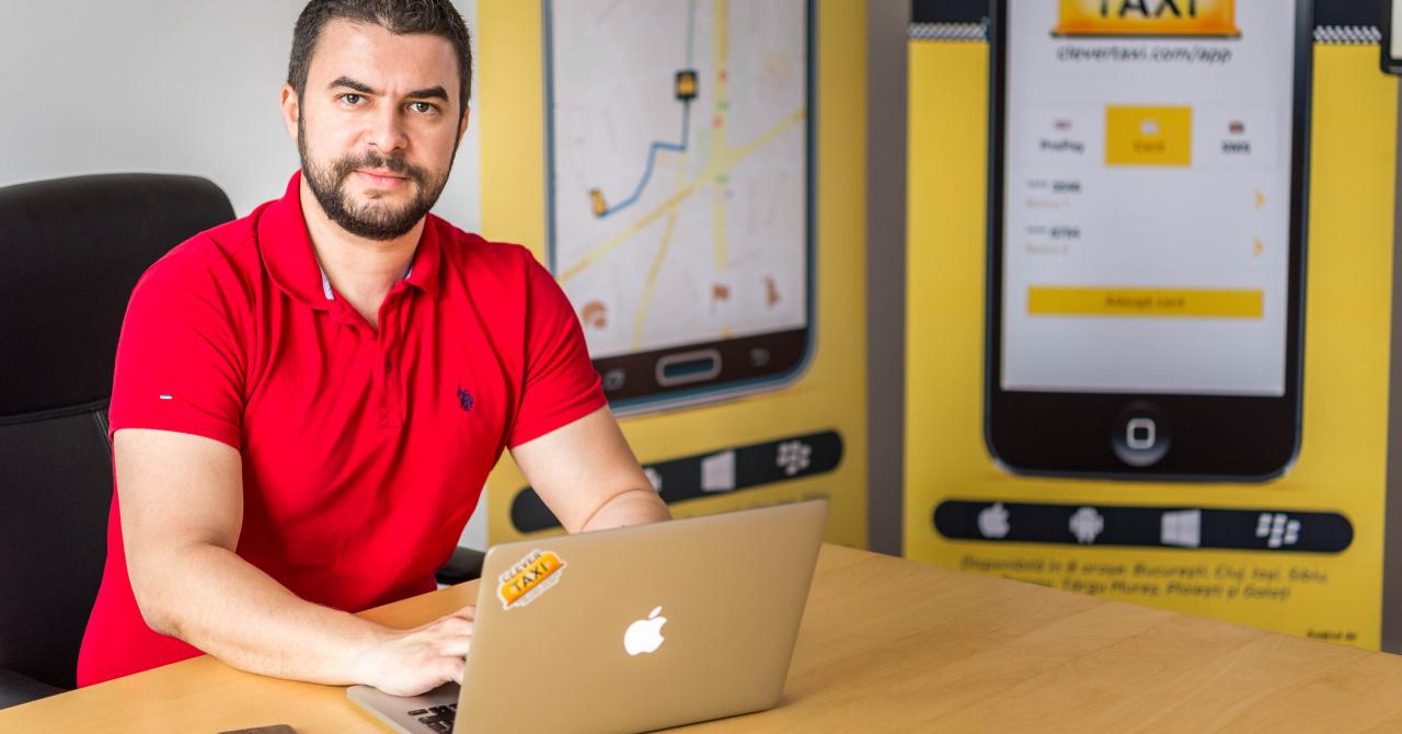 Clever Taxi are CEO nou. Cine vine în locul lui Mihai Rotaru