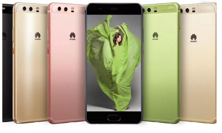 Huawei P10 este de acum disponibil în România. Cât costă