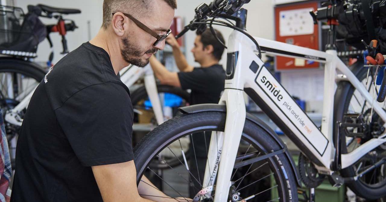 Startup de biciclete cofondat de un român, finanțat cu 20 mil. $