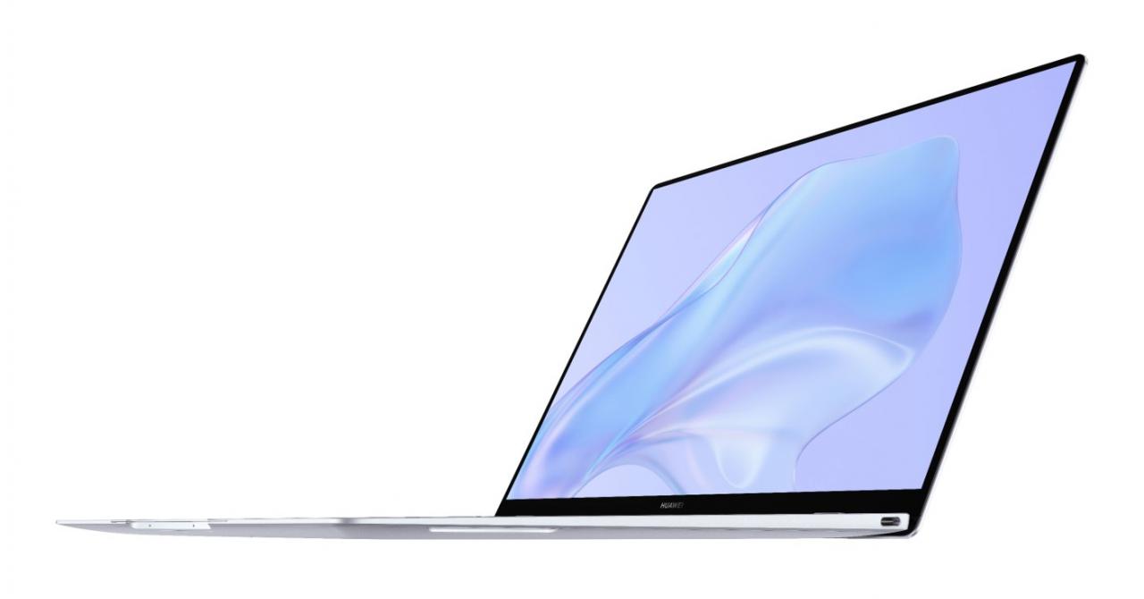 Ultraportabilul Huawei Matebook X (2020), lansat oficial pe piața din România