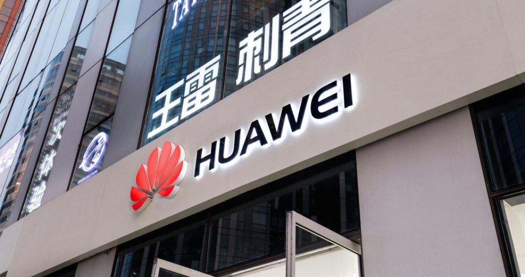 Huawei, cifră de afaceri mai mare cu 39% în primul trimestru din 2019