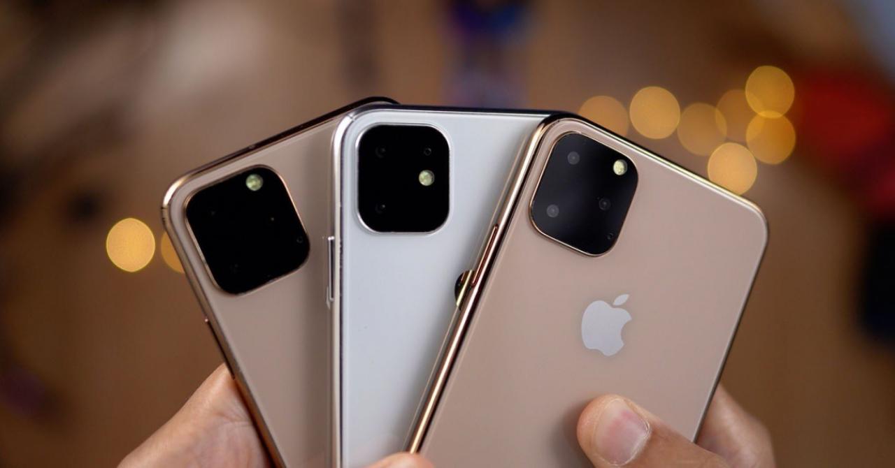 Lansare iPhone 11 - toate detaliile știute până acum