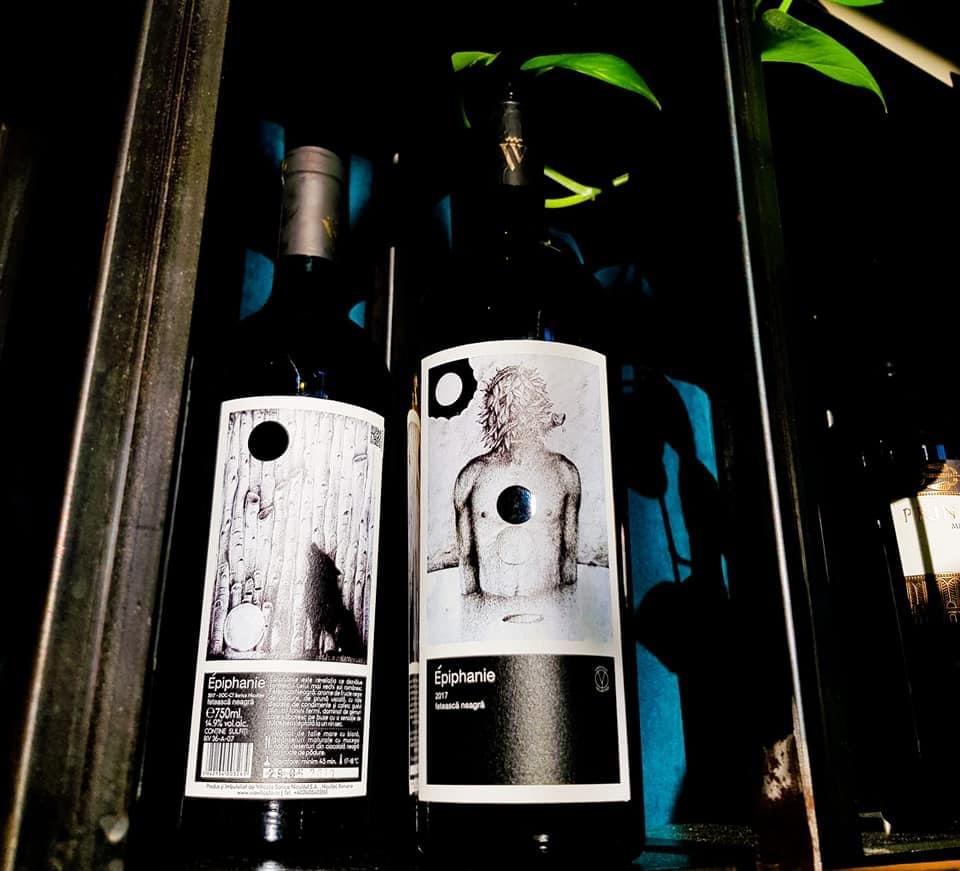 Vinul săptămânii - Epiphanie Fetească Neagră: pahar de vin pentru cauze sociale