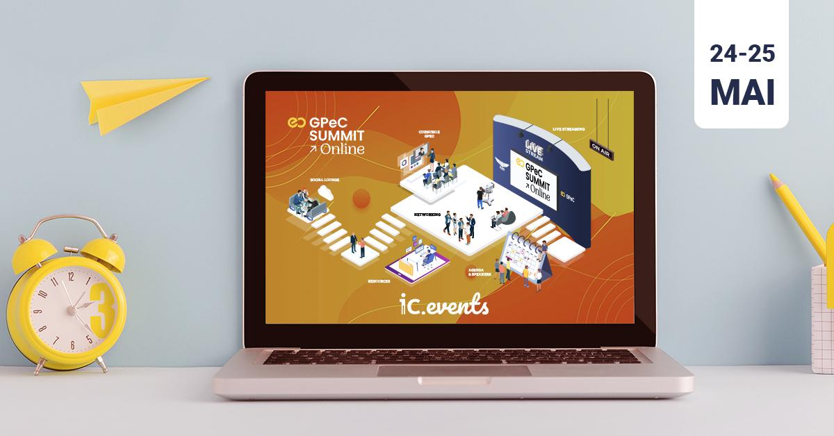 Platforma IC Events găzduiește în premieră GPeC Summit Online