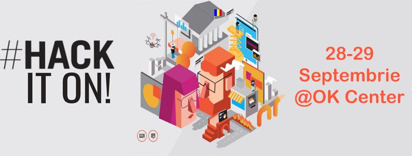 Hack It On!: liceenii găsesc soluții pentru problemele orașelor