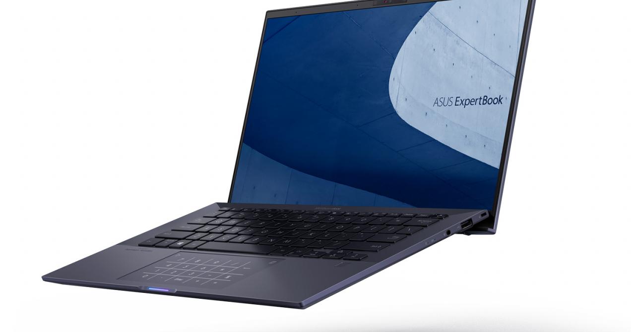 Laptop de business: Asus ExpertBook B9450 e disponibil în România