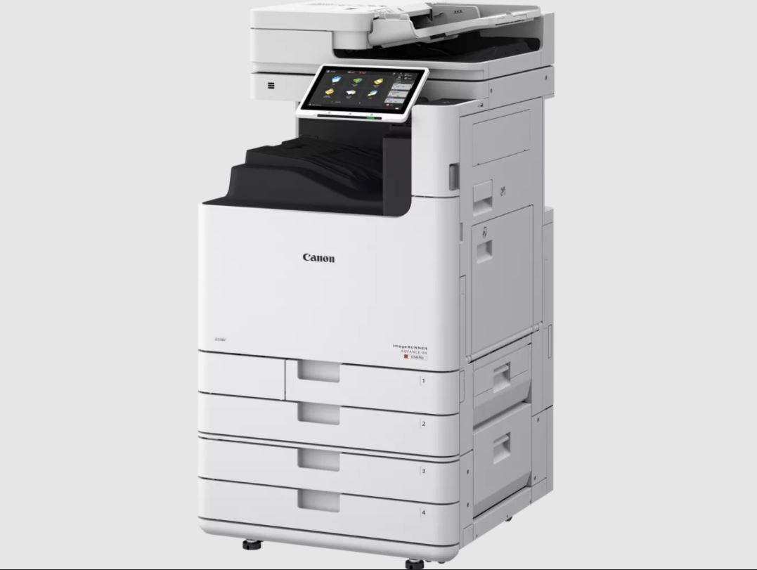 Canon Advance DX C5800, imprimanta pentru medii de lucru hibride