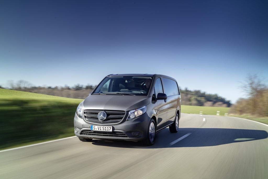 Dubița micului antreprenor: Noul Mercedes-Benz Vito, lansat oficial