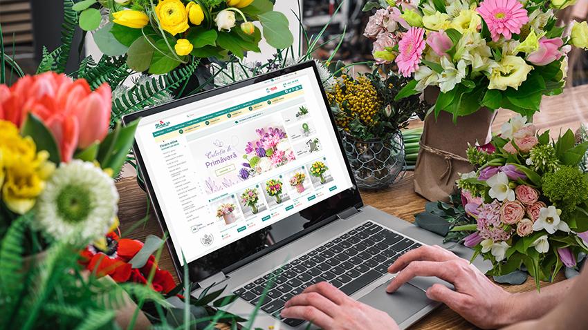 25% din români au cumpărat flori în pandemie fără motiv. Trenduri în industrie