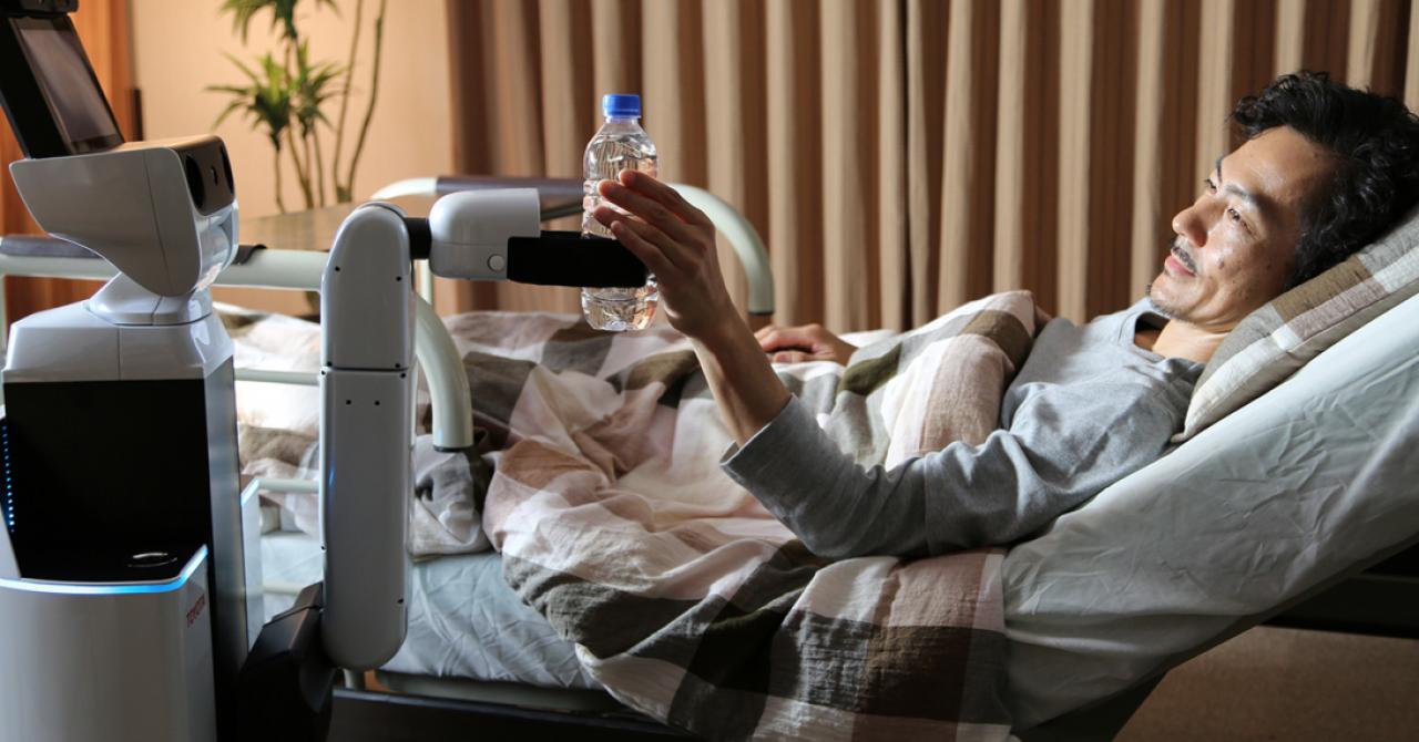 Toyota lucrează cu un startup de AI la crearea unor roboți domestici