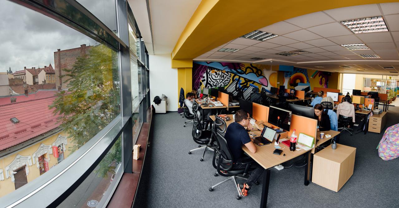 Silicon Forest va deschide un nou spațiu coworking în Cluj