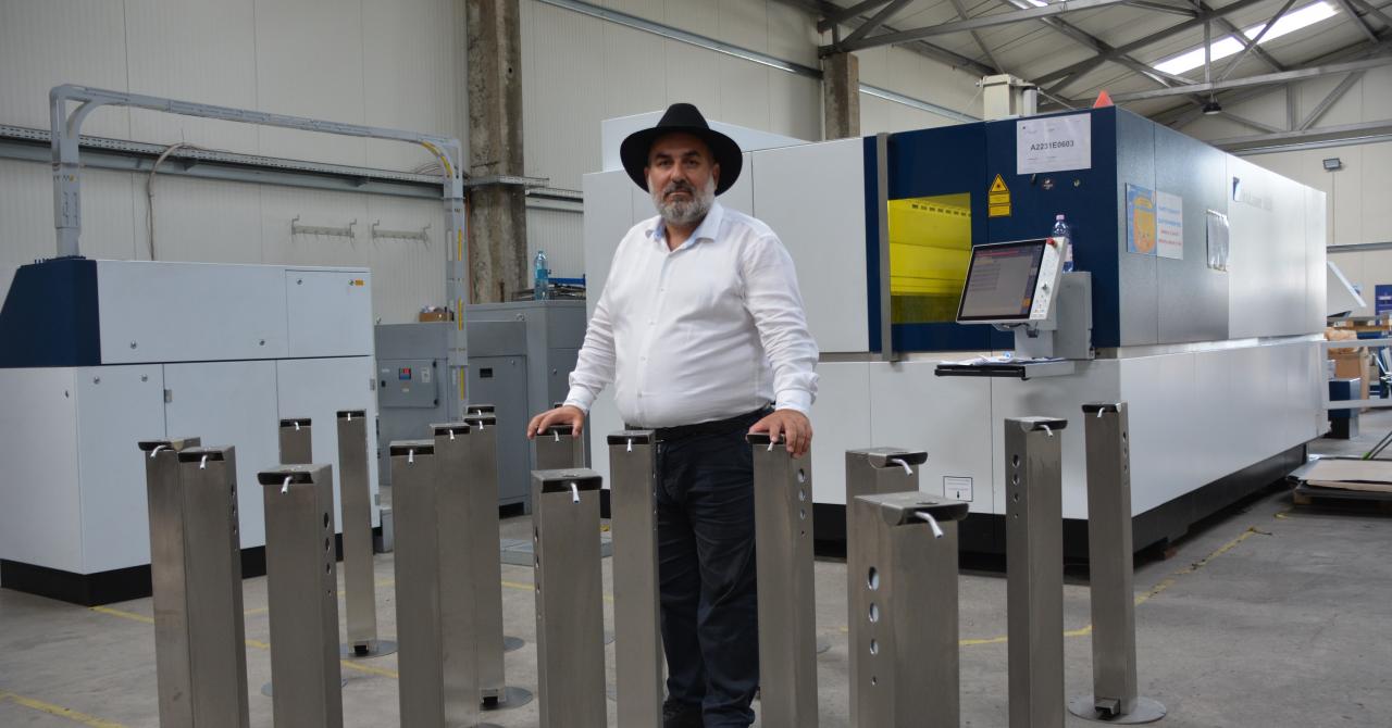 Povestea MEGATITAN, cel mai mare procesator cu laser din SE Europei