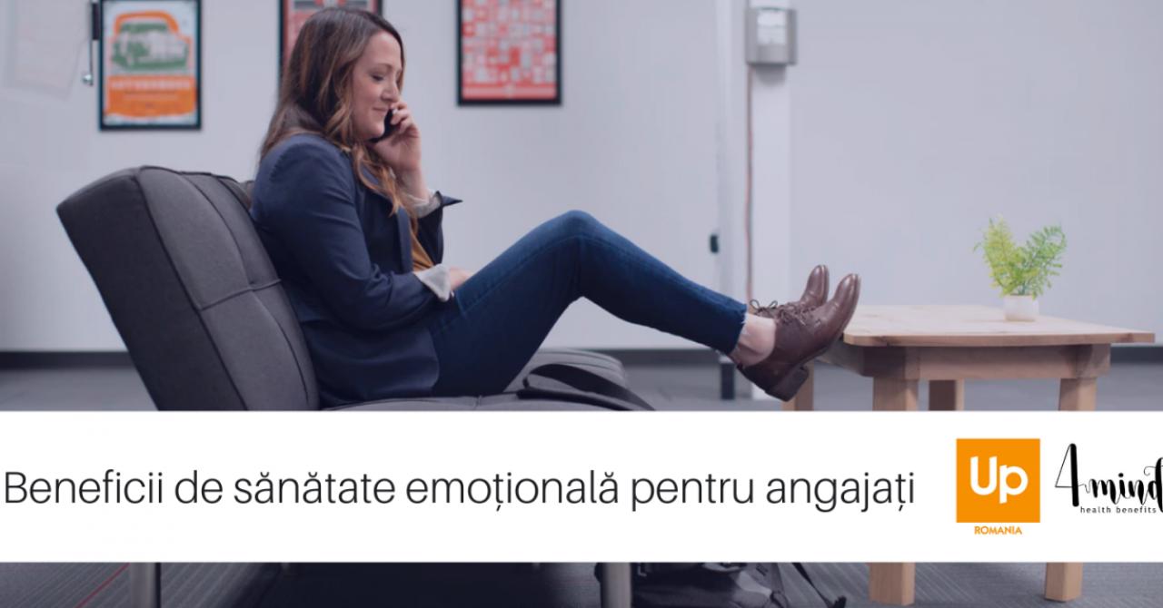 Noi beneficii extrasalariale: abonamente de sănătate emoțională pentru angajați