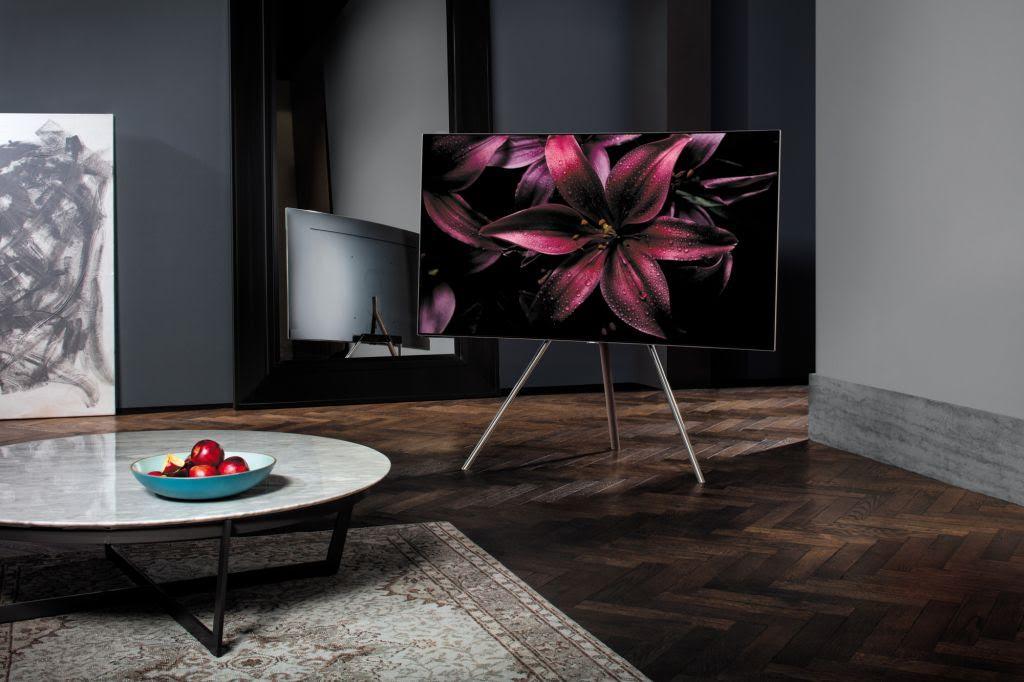 Samsung a lansat în România televizoarele premium QLED