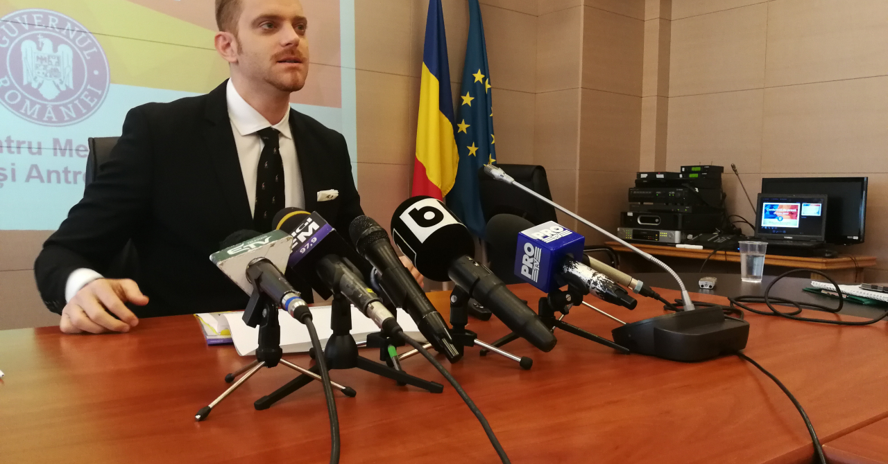 Cei 96. Curajoșii din Teleorman care au depus la Start-Up Nation