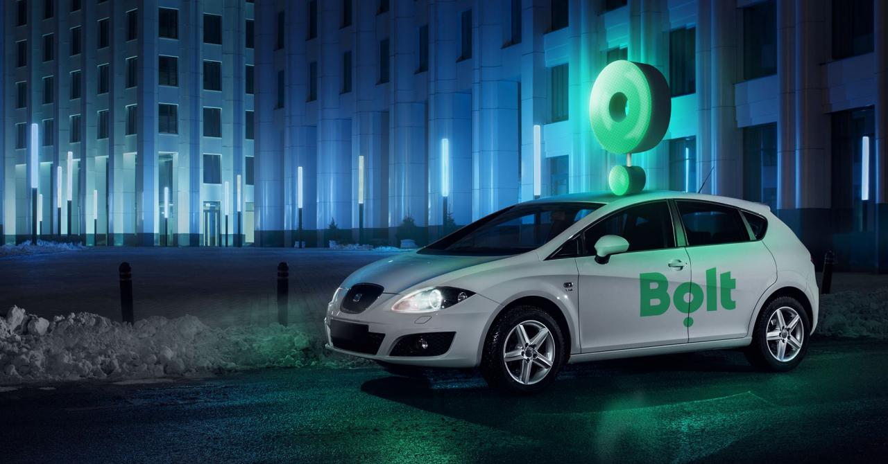 Bolt lansează serviciile de transport la cerere într-un alt oraș din România
