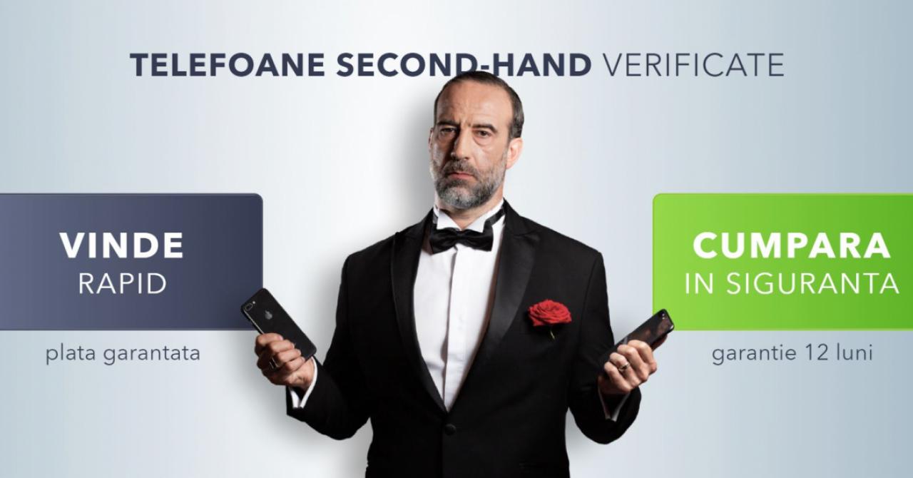 Românii de la Flip.ro, încasări de 1,3 mil. de euro din telefoane recondiționate