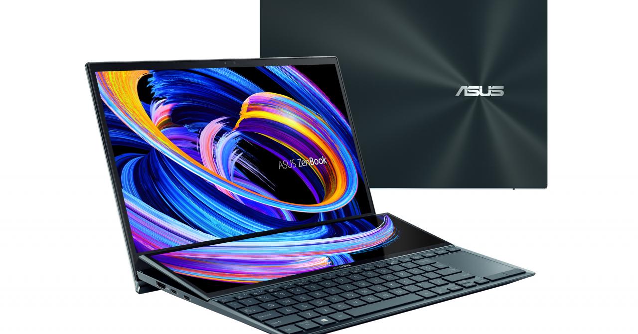 Asus îmbunătățește noile laptop-uri ZenBook cu procesoare și plăci video noi