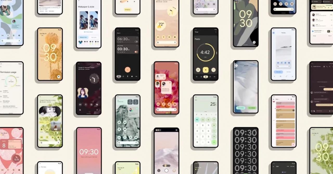 Android 12: ce schimbări aduce și toate anunțurile Google