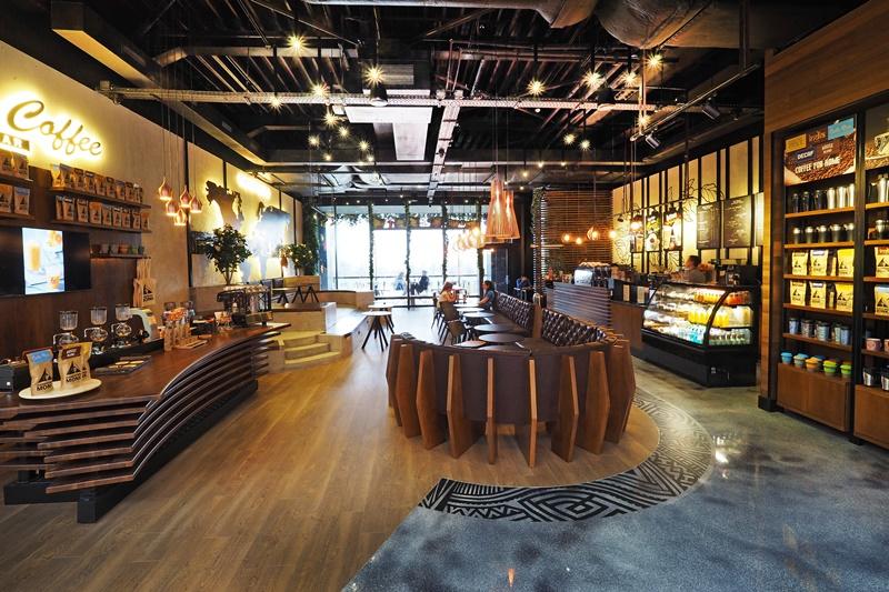 Franciza Handsome Monk: 3 noi cafenele prin Start-Up Nation