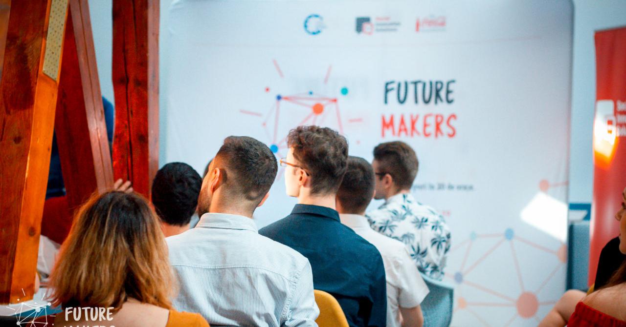 Future Makers: Echipă de la Startup Your Life în finala incubatorului