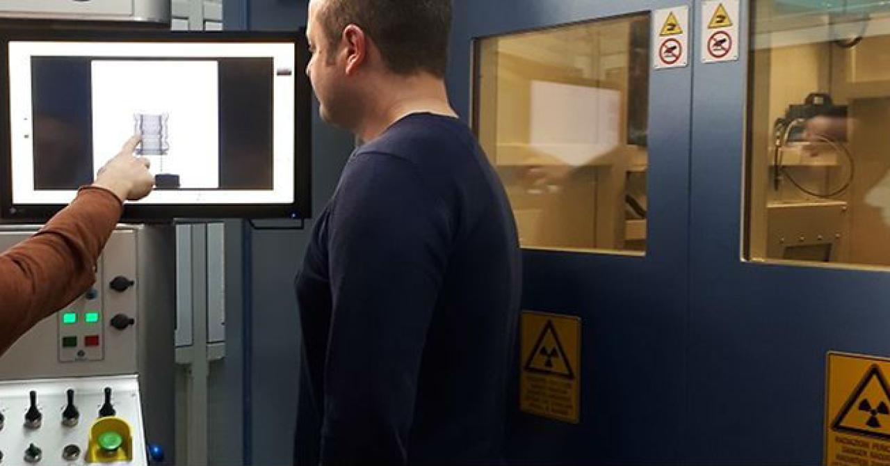 Tomograful din spitale, folosit la Timișoara pe linii de climatizare