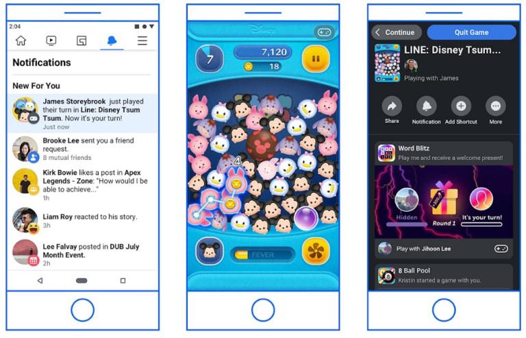 Facebook scoate jocurile din Messenger ca să simplifice aplicația