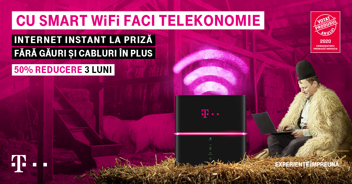 Telekom Romania aduce noi oferte în platforma Telekonomie