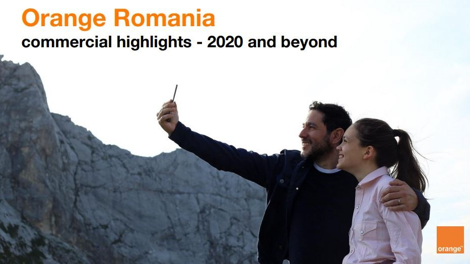 Un sfert din telefoane vândute de Orange în România au ajuns să fie 5G