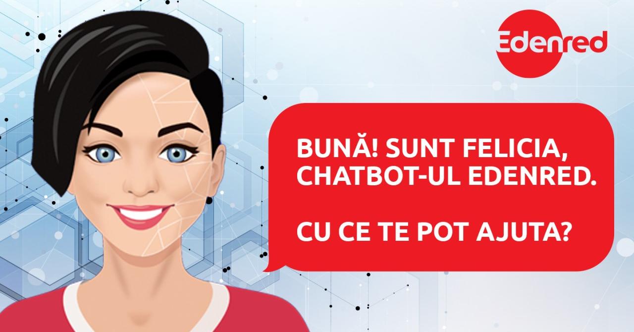 Rezultatele chatbotului Edenred și Druid: 30% din conversații automatizate