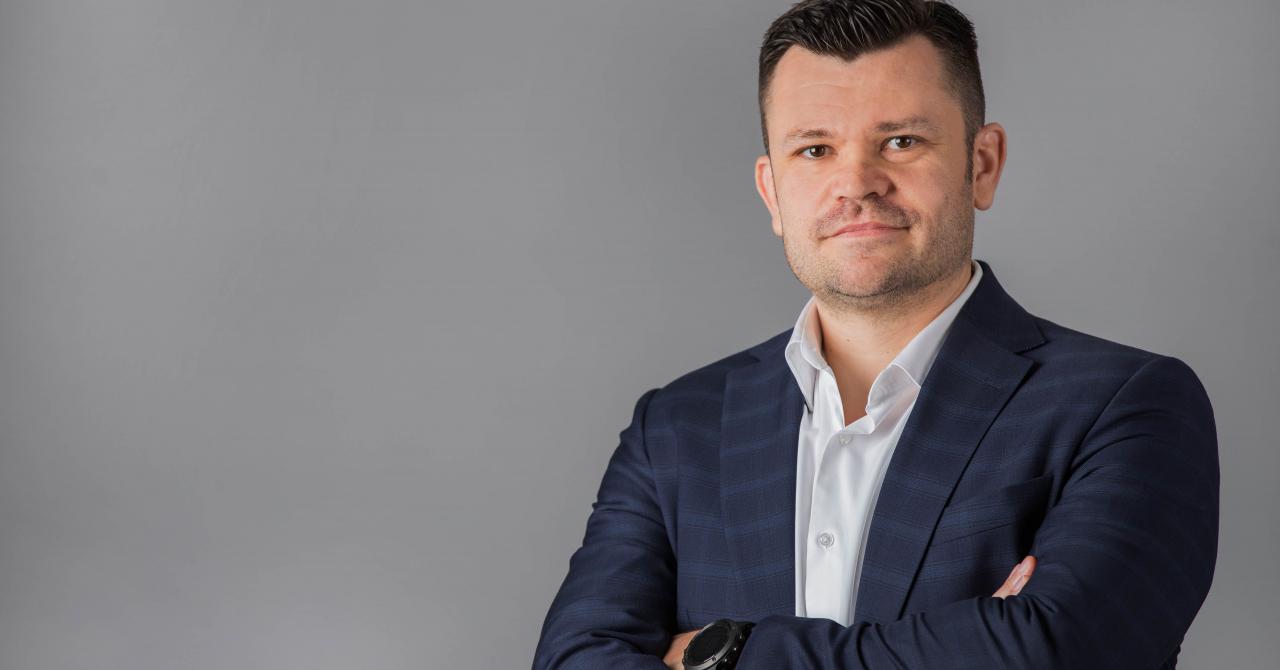 QUALITANCE anunță numirea lui Mădălin Șerbănescu în echipa de management