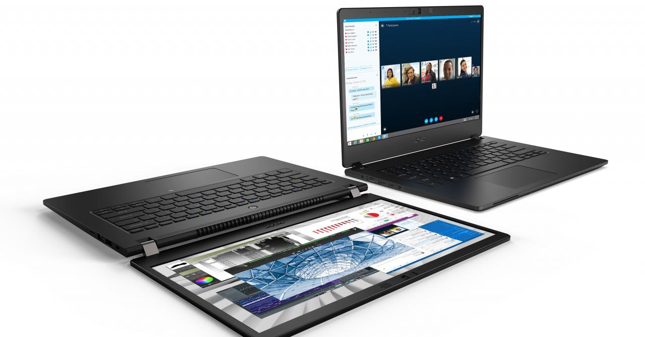 TravelMate P6, laptopul ușor cu baterie care ține aproape 24 de ore