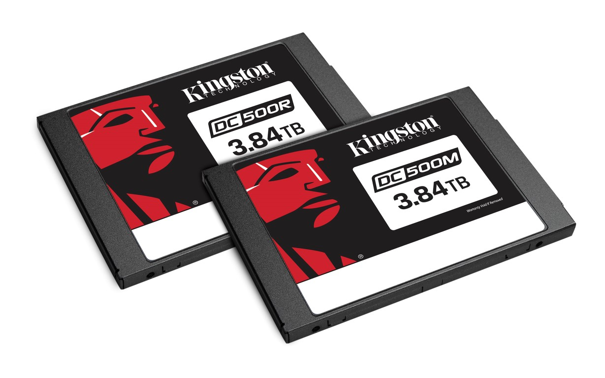 Aceste SSD-uri Kingston sunt făcute pentru serverele companiei tale