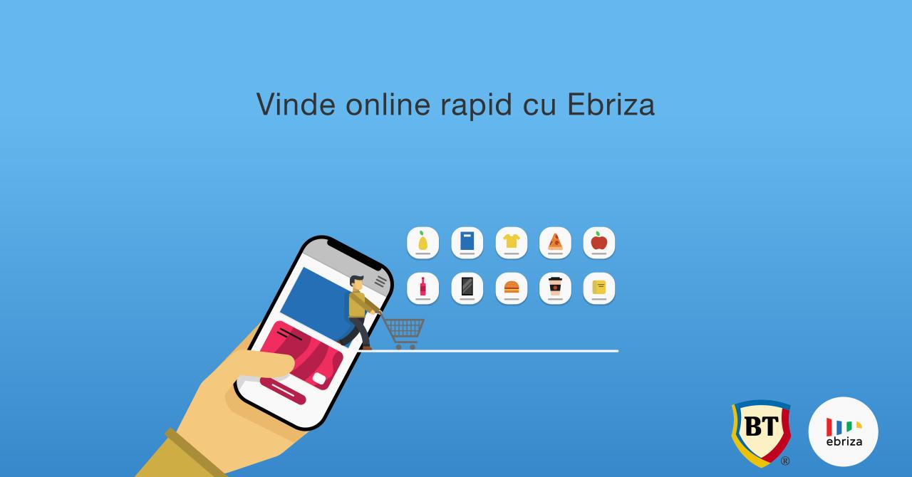 Mergem Mai Departe: Ebriza face magazine online pentru buticurile de la colț