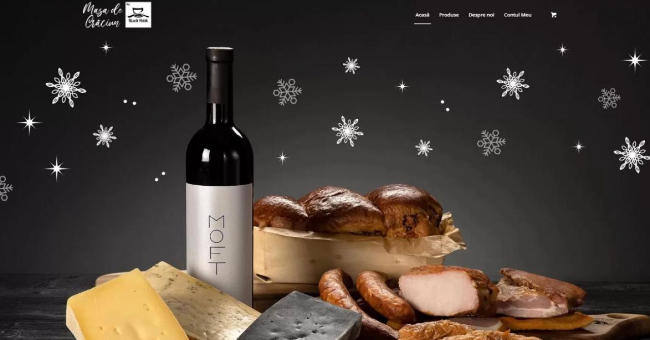 Masa-De-Crăciun.ro, magazin online de preparate tradiționale și delicatese