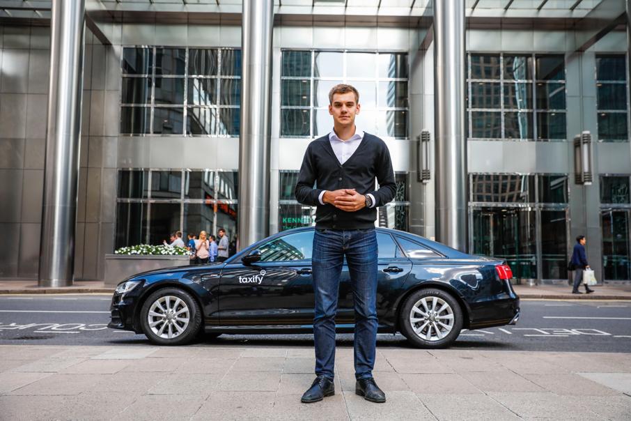 Taxify atacă Uber Select - mașini de lux la preț modic pe kilometru