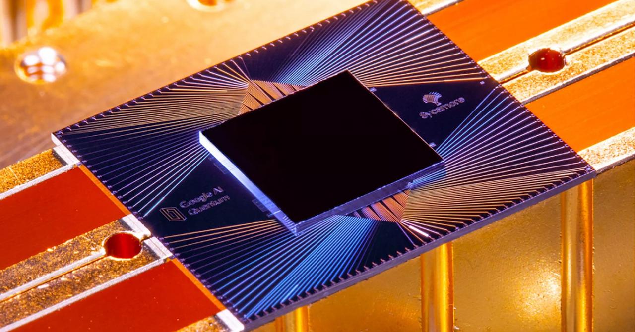 Google a creat computerul cuantic care ar putea schimba lumea