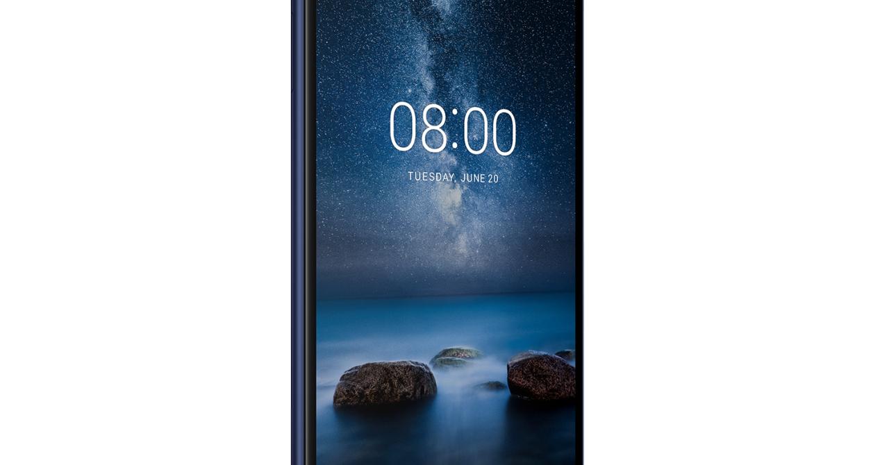 Nokia 8 în România - lansare oficială, preț și disponibilitate