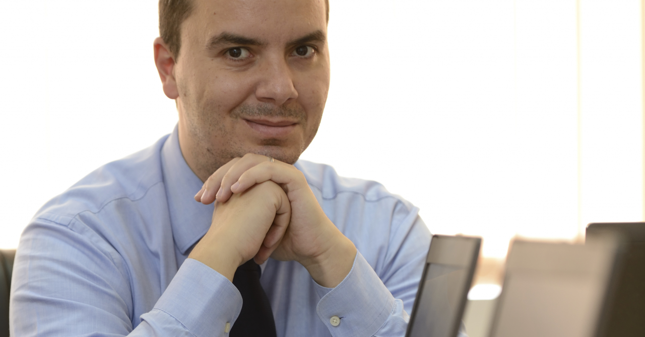 """Bogdan Putinică: """"Dezvoltarea apare când un profesor găsește scânteia"""""""