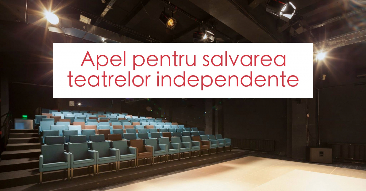 Apelul teatrelor independente spre Guvern: sectorul riscă să dispară din România