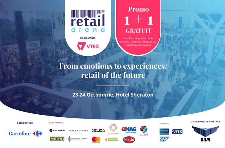 retailArena: conferința unde înveți cum să vinzi mai bine