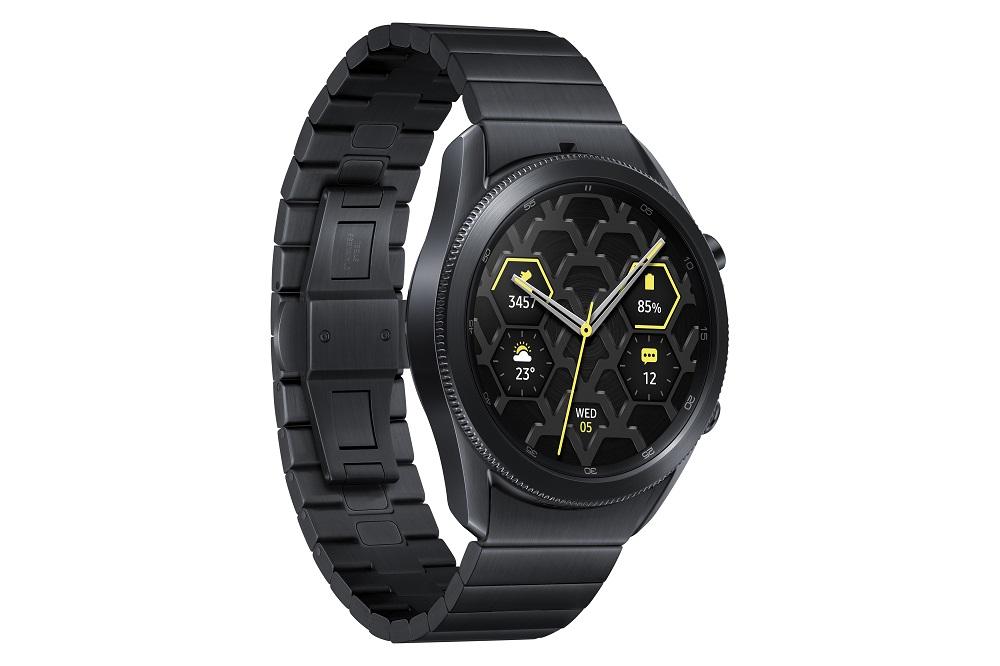 Samsung Galaxy Watch3 Titanium, versiunea de lux a ceasului inteligent