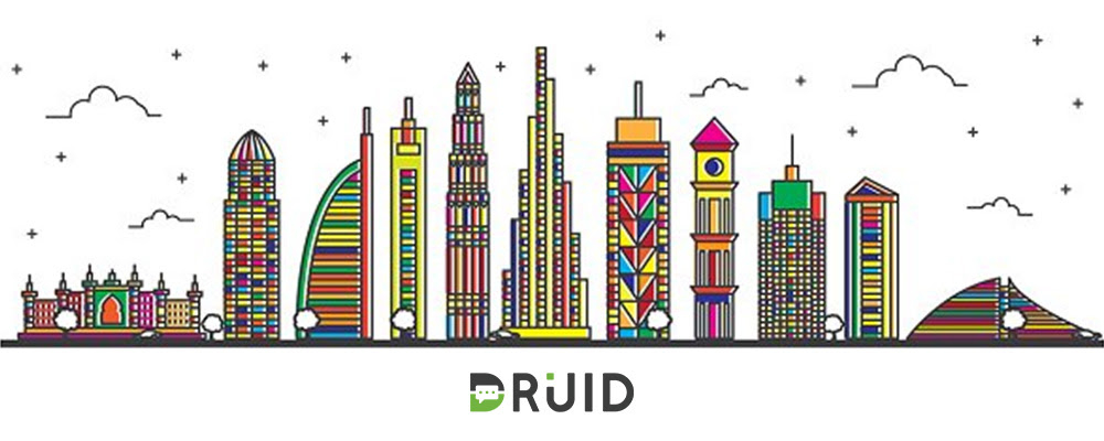 Tehnologia de automatizare a DRUID ajunge în Emiratele Arabe Unite