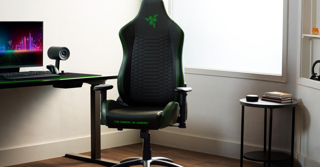 Razer lansează scaunul de gaming Iskur X