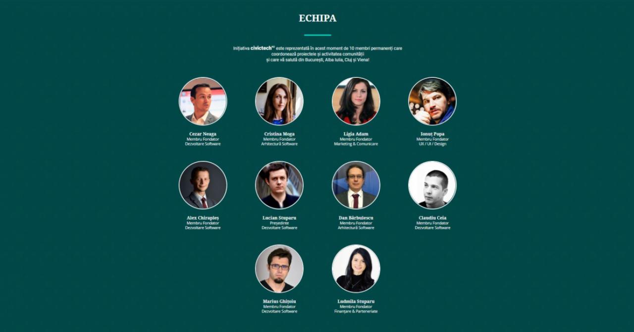Oamenii de la GovITHub lansează Civictech: ce proiecte dezvoltă