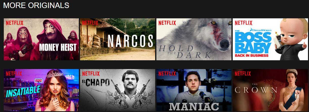 Seriale Netflix - noi producții europene în această toamnă