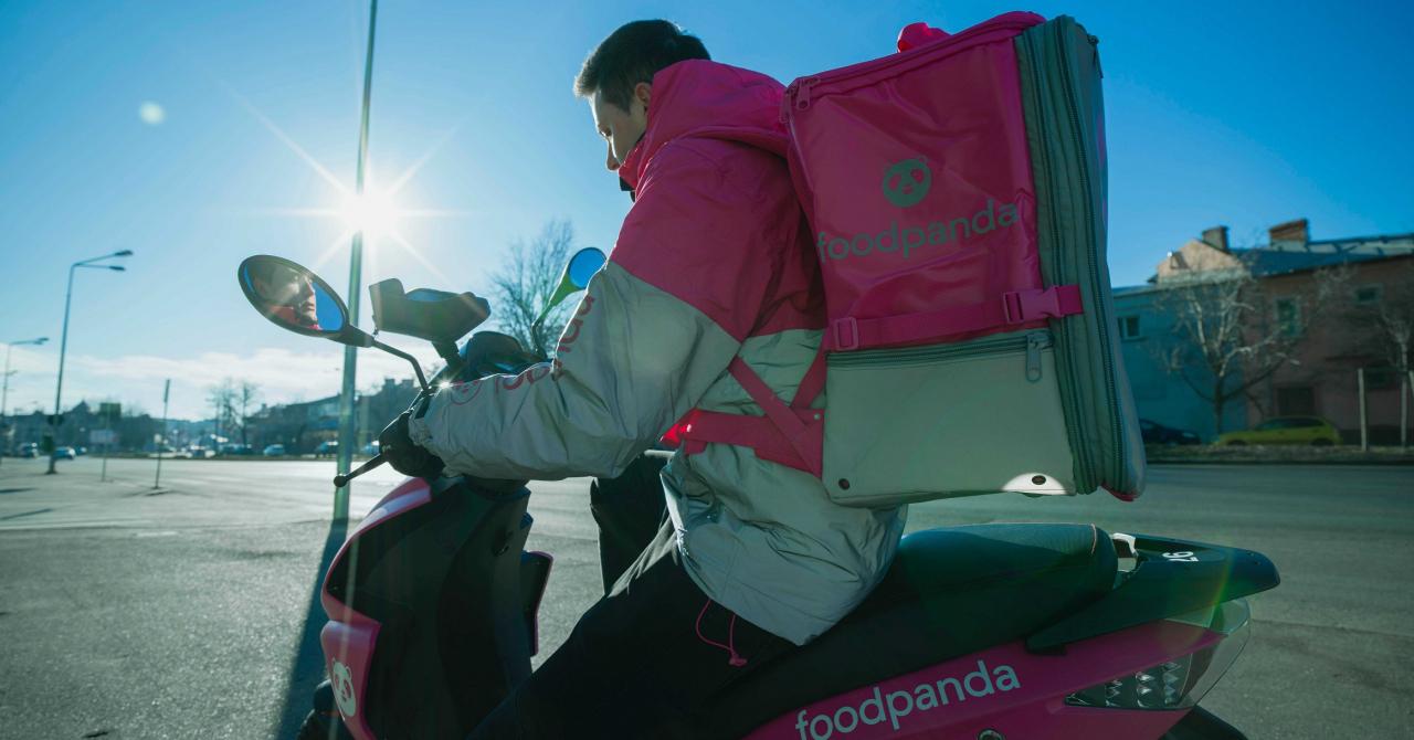 foodpanda România va livra rapid produse din hipermarketurile Auchan
