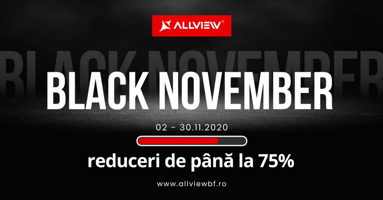 Black Friday 2020 – ce produse Allview se află la reducere